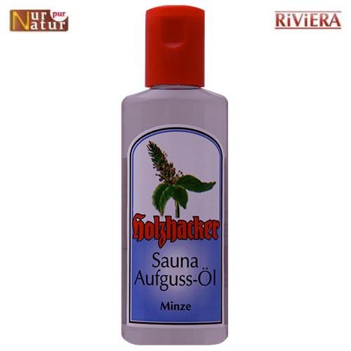 Sauna Aufguss-Öl Minze 50 ml