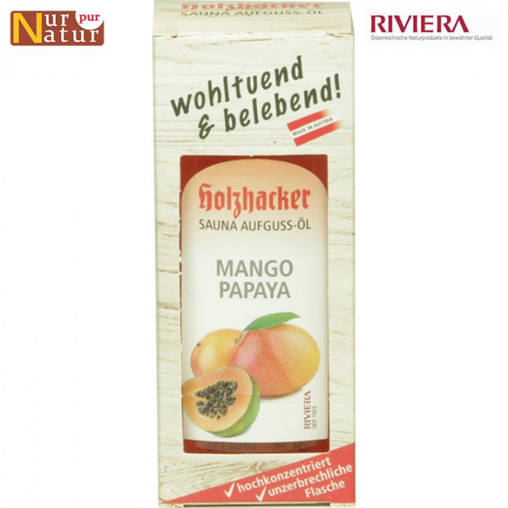 Sauna Aufguss-Öl Mango-Papaya 75ml
