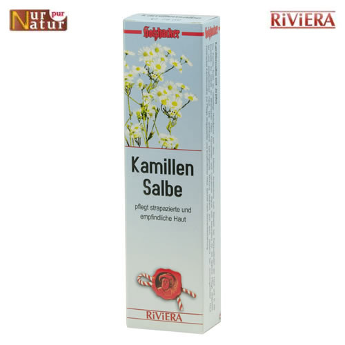 Kamillencreme 75 ml