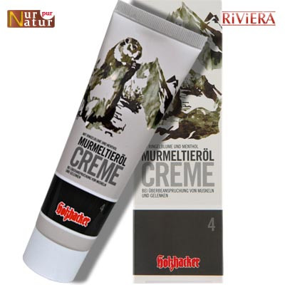 Murmeltierölcreme 75 ml Aquarelldesign