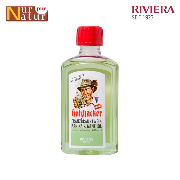 Holzhacker Franzbranntwein Arnika & Menthol 250 ml
