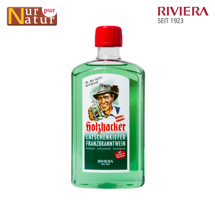 Holzhacker Latschenkiefer-Franzbranntwein 500 ml