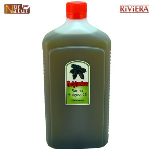 sauna aufguss l edeltanne 1000ml sauna infusion oil from riviera on. Black Bedroom Furniture Sets. Home Design Ideas