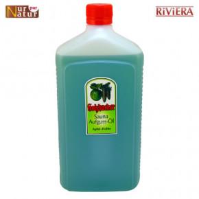 Sauna Aufguss-Öl Apfel-Fichte 1000 ml