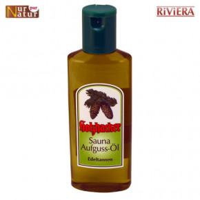 Sauna Aufguss-Öl Edeltanne 100 ml