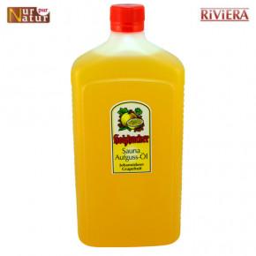 Sauna Aufguss-Öl Johannisbeer-Grapefruit 1000 ml