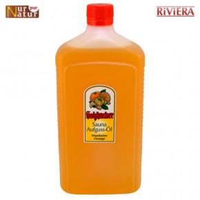 Sauna Aufguss-Öl Mandarine-Orange 1000 ml