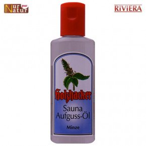 Sauna Aufguss-Öl Minze 50ml (Sauna Infusion Oil)