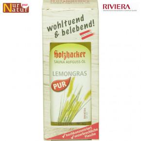 Sauna Aufguss-Öl Lemongras Pur 75ml