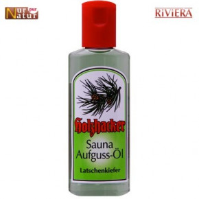 Sauna Aufguss-Öl Latschenkiefer 50 ml